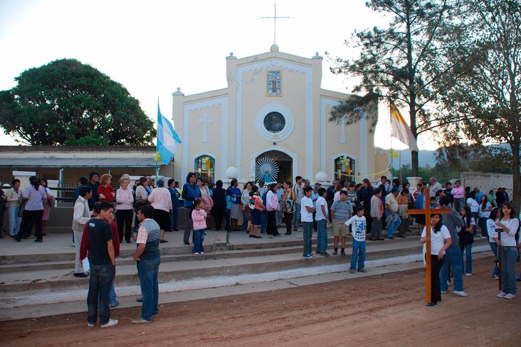 Parroquia Santa Teresita - Aguaray, Salta