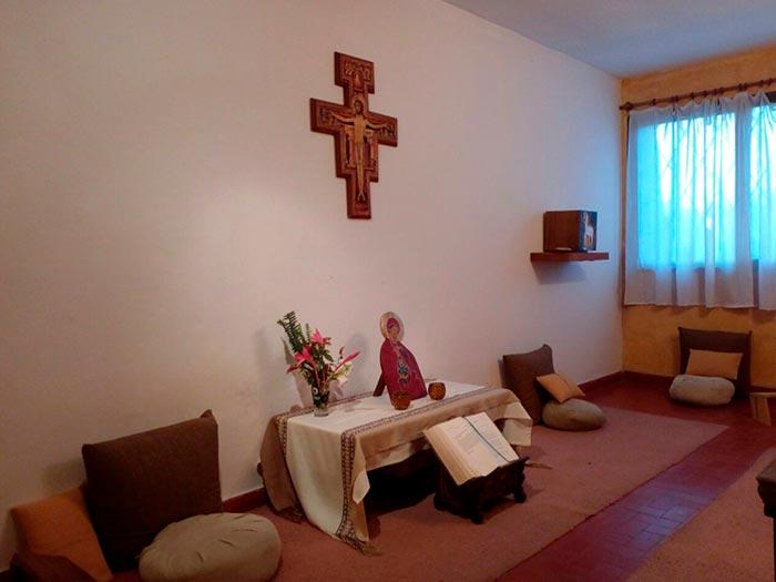 Capilla San Cayetano - La Teja - Pontevedra, Bs. As.