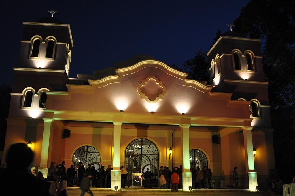 Casa de Postulandado Santuario Virgen de la Peña - Tartagal, Salta