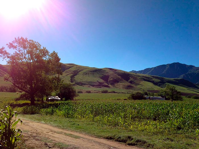 Eremitorio Tafí del Valle