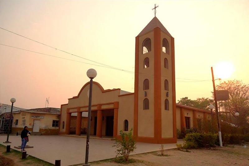 Misión San Francisco de Asís - Pichanal, Salta